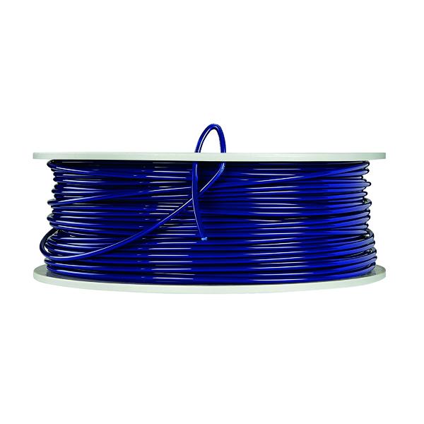 Verbatim 3D Printer Filament PLA 1.75mm 1kg Blue 55322