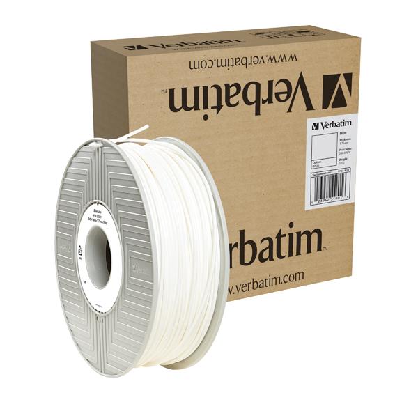 Verbatim BVOH White Support Material Reel 1.75mm 500g 55901