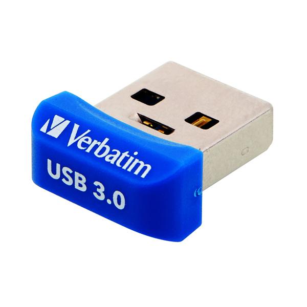 Verbatim Store n Stay Nano USB 3.0 64Gb Flash Drive 98711