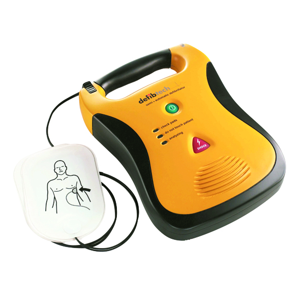 Wallace Cameron Lifeline Semi-Automatic AED with Battery 5001031