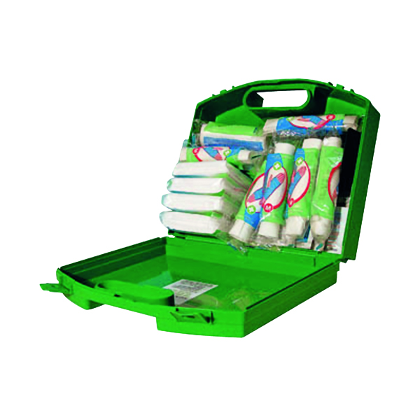 Wallace Cameron Green Box 20 Person First Aid Kit 1002279