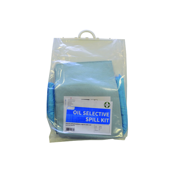 Oil Spill Kit 15 Litre Capacity 1011040