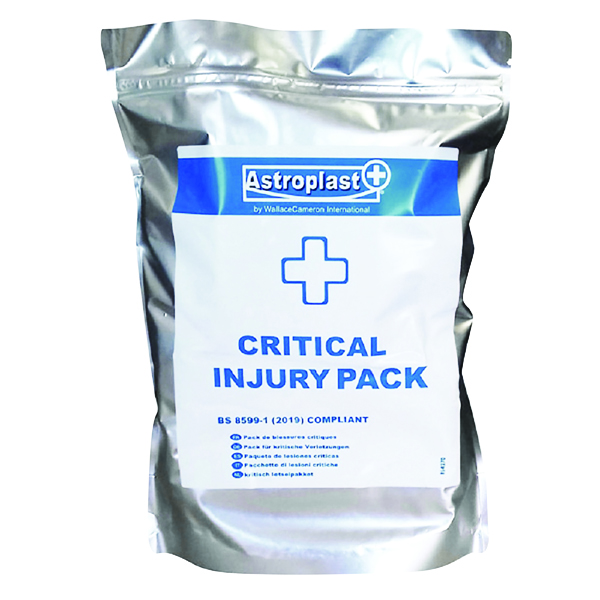 Astroplast Critical Injury Pack for High-Risk Environments 1020240