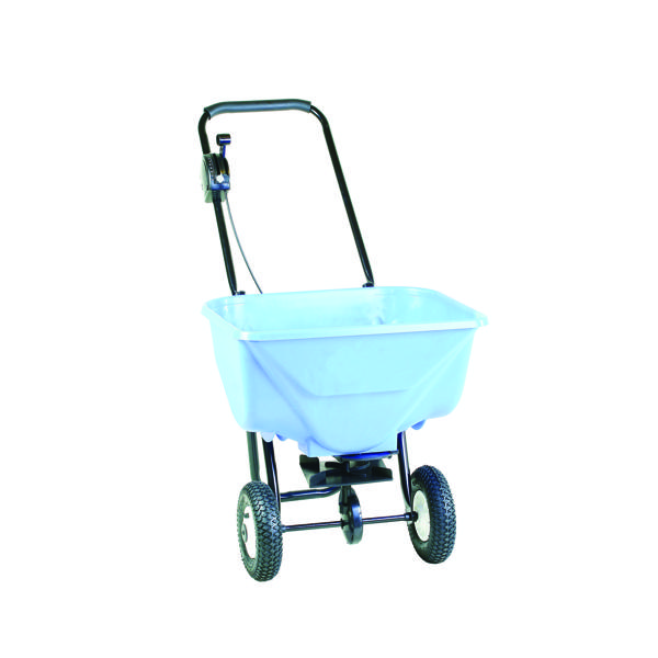 Winter Salt Spreader Blue (30kg Capacity, Spread Area of 1.8-3m) 351134