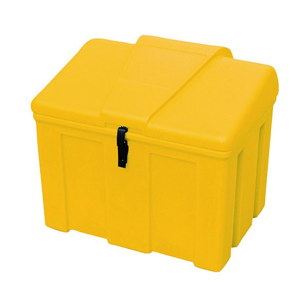 Image for Grit/Sand Box 110 Litre Yellow 379941