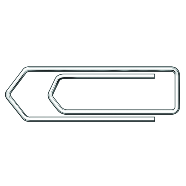 Paperclips No Tear 45mm (Pack of 100) 32481
