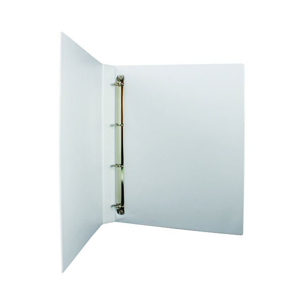 White 16mm 4O Presentation Binder (Pack of 10)