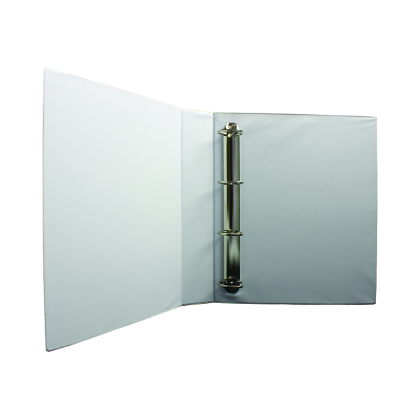White 40mm 4D Presentation Binder (Pack of 10)