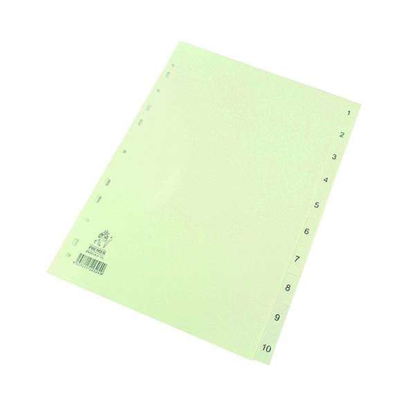 A4 White 1-10 Polypropylene