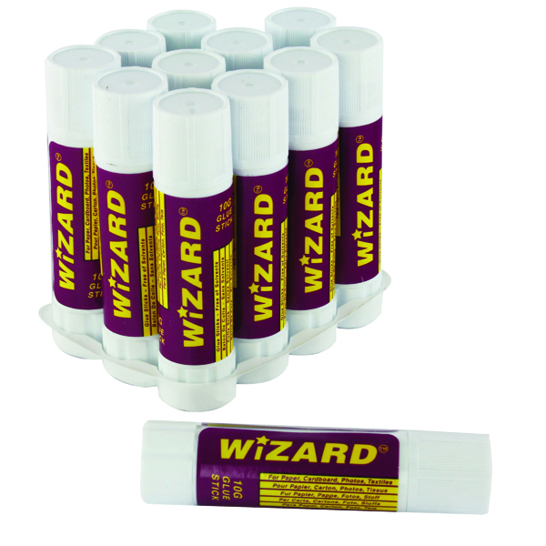 Small Glue Stick 10g (Pack of 12)