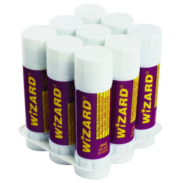 Medium Glue Sticks 20g (Pack of 9)