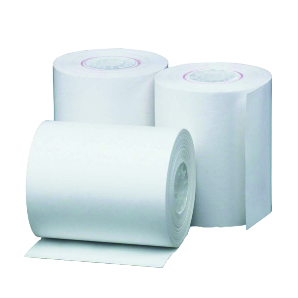 White Thermal Till Roll 80x80mm (Pack of 20) TH243