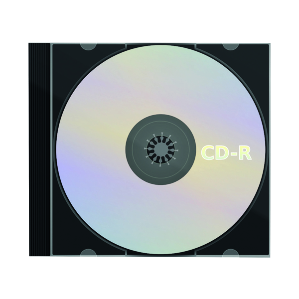 Image for CD-R Slimline Jewel Case 80min 52x 700MB (Recordable with 52x write speed) WX14157