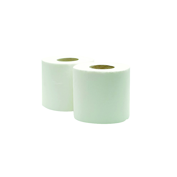 320 Sheet Toilet Roll White (Pack of 36)
