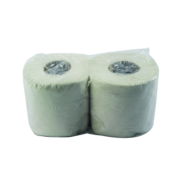 Image for 200 Sheet Toilet Roll White (Pack of 48) WX43541