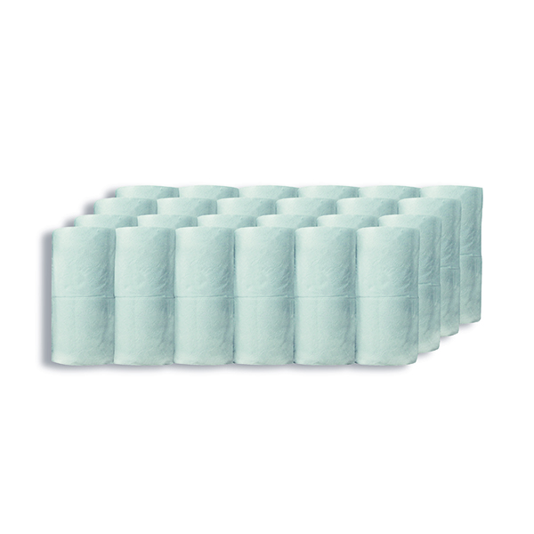 200 Sheet Toilet Roll White (Pack of 48) WX43541