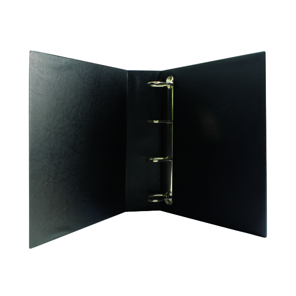 Black 50mm 4D Presentation Ring Binder (Pack of 10)
