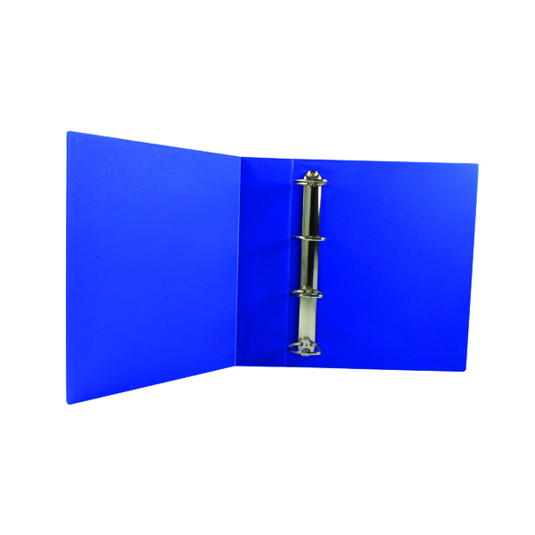 Blue 50mm 4D Presentation Ring Binder (Pack of 10)