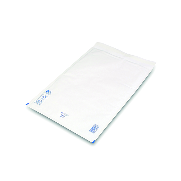 Bubble Lined Envelopes Size 9 300x445mm White (Pack of 50)