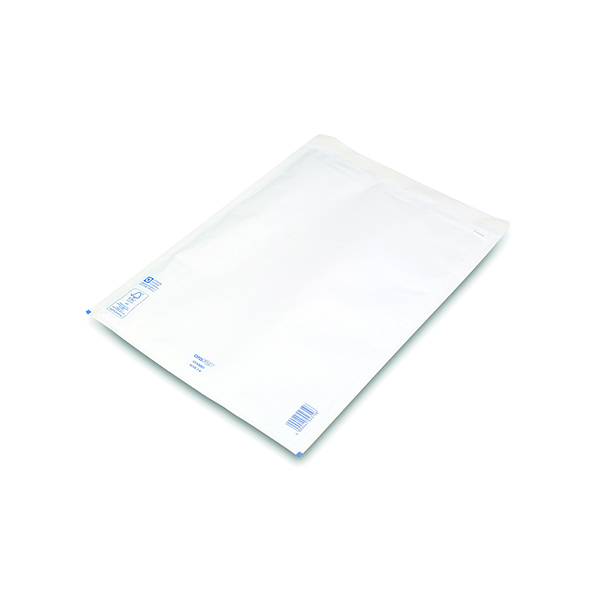 Bubble Lined Envelopes Size 10 350x470mm White (Pack of 50)