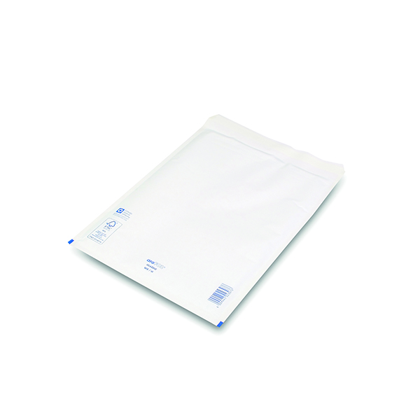 Bubble Lined Envelopes Size 8 270x360mm White (Pack of 100)