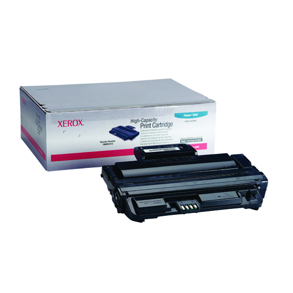 Xerox Phaser 3250 Black High Capacity Print Cartridge 106R01374