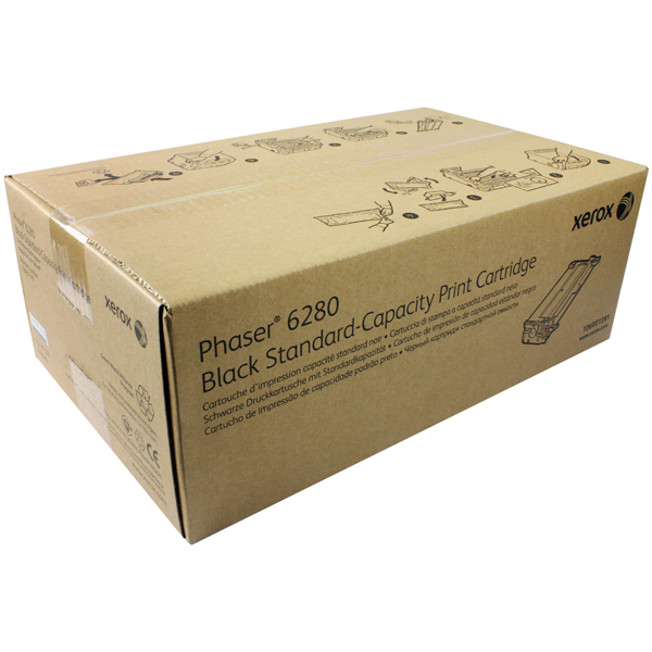 Xerox Phaser 6280 Black Toner Cartridge 106R01391