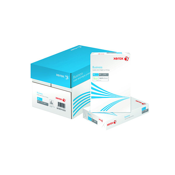 Xerox Business A4 White 80gsm Paper (Pack of 2500)