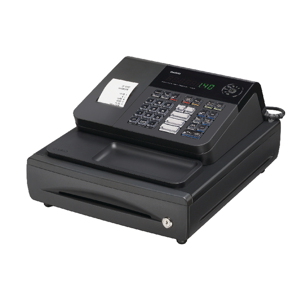 Image for Casio Cash Register Black CASIO SE-G1