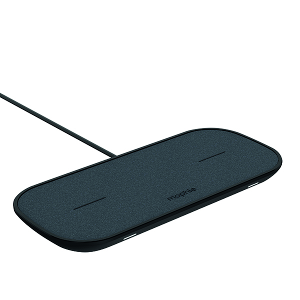 Image for Mophie Dual Wireless Charging Pad Black 409903634