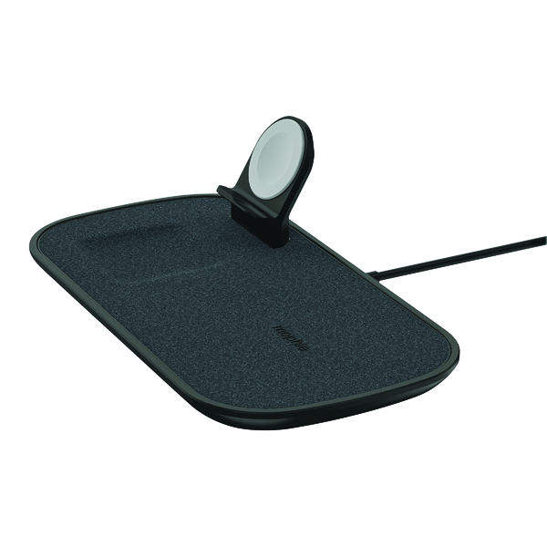 Image for Mophie 3 in 1 Wireless Charging Pad Black 409903654